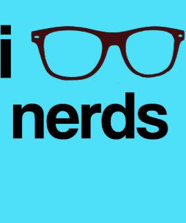 i :glasses: nerds tshirts