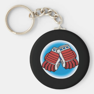 I Glove This Game Keychains