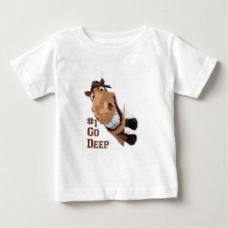 i go deep spot t-shirt