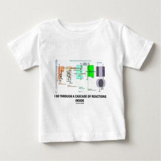 I Go Through A Cascade Of Reactions Inside Baby T-Shirt