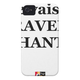 I go through SONGS - Word games Case-Mate iPhone 4 Case