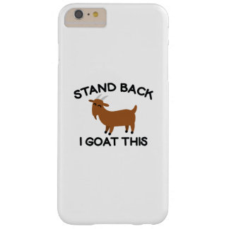 I Goat This Barely There iPhone 6 Plus Case