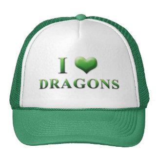 I gorra 003 de los dragones del corazón