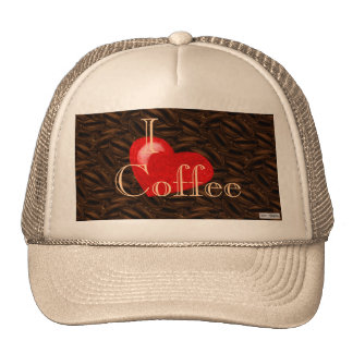 I gorra del café del corazón