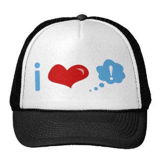 I gorra del intercambio de ideas de Intuit del cor