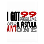 I Got 99 Problems & A Fistula Ain't One Postcard