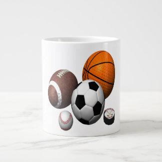 I Got Balls Large Coffee Mug