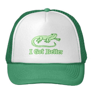 I Got Better Trucker Hat