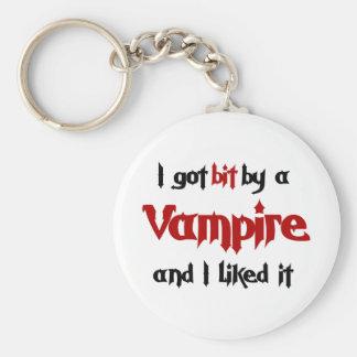 I got bit by a Vampire Keychain