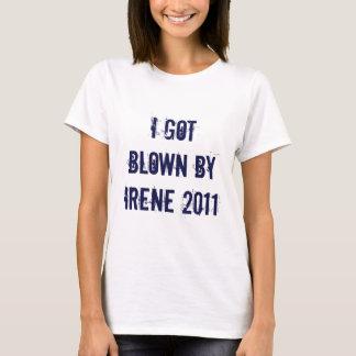I got blown by Irene T-Shirt