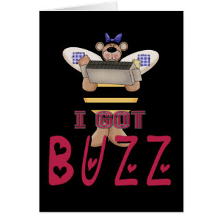 I Got Buzz Card