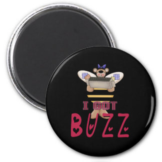 I Got Buzz Refrigerator Magnets