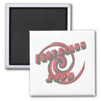 I Got Class 2009 Swirl Magnet
