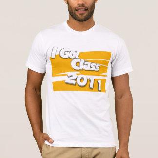 I Got Class (2011 gold and white) T-Shirt