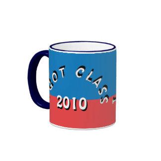 I Got Class (Bleu and Scarlet) Ringer Mug