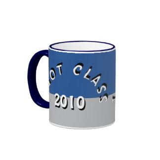 I Got Class (Blue and Silver) Ringer Mug