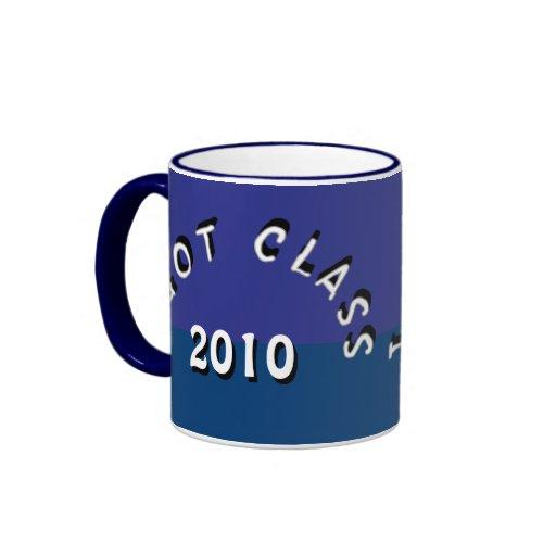 I Got Class (Blueberry Duel) Ringer Coffee Mug