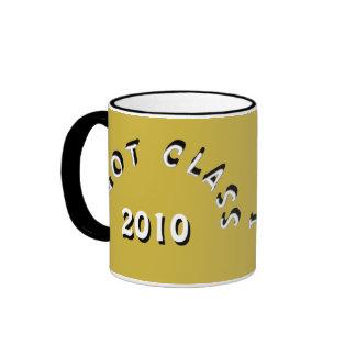 I Got Class (Gold and Black) Ringer Coffee Mug