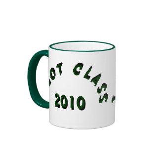 I Got Class (Hunter Green) Ringer Mug