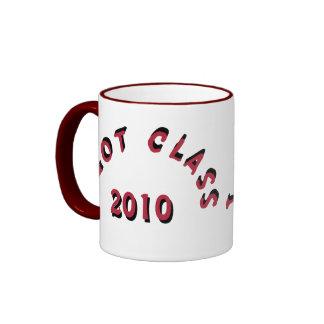 I Got Class (Maroon) Ringer Mug