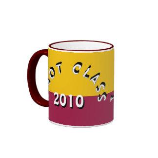 I Got Class (New Gold and Maroon) Ringer Mug