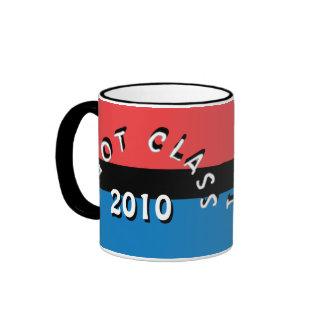 I Got Class (Scarlet, Black, and Bleu) Ringer Mug