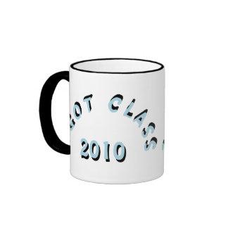 I Got Class (Sky Blue) Ringer Mug