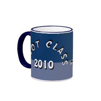 I Got Class (Two Blues) Ringer Mug