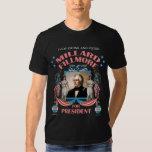 'I Got Drunk and Voted Fillmore!' Dark Shirt