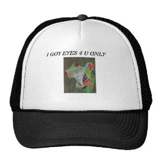 I GOT EYES 4 U ONLY TRUCKER HAT