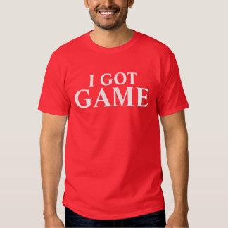 I Got Game T Shirt