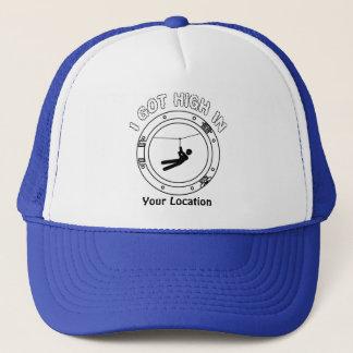 I Got High - Zipline Trucker Hat