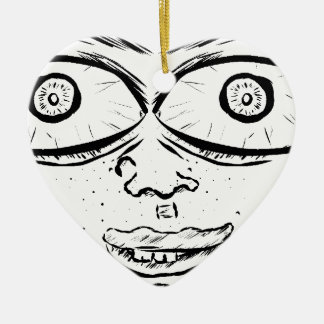 I GOT IT ALL FROM YOU CERAMIC ORNAMENT