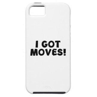 I GOT MOVES! iPhone SE/5/5s CASE