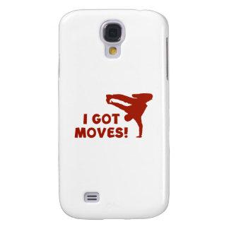 I GOT MOVES! SAMSUNG S4 CASE