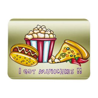 I got munchies 2 Premium Magnet