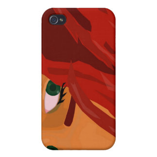 I got my eyes on you iPhone 4 cover