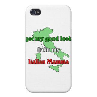 I got my good looks from my Italian mamma iPhone 4/4S Case
