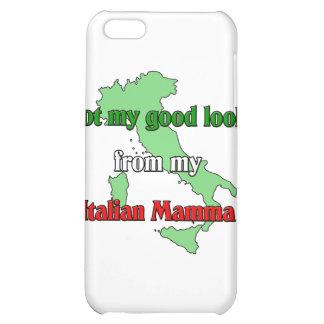 I got my good looks from my Italian mamma iPhone 5C Cases