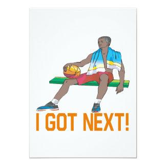 I Got Next Card