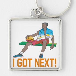 I Got Next Keychain