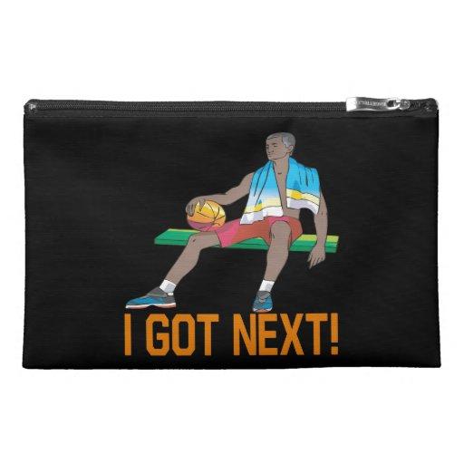 I Got Next Travel Accessories Bags