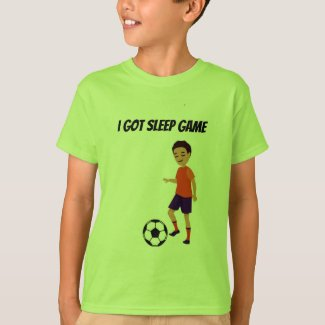 I Got Sleep Game T-Shirt