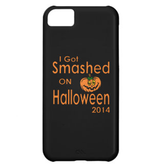 I Got Smashed Pumpkin Halloween 2014 Case For iPhone 5C