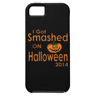 I Got Smashed Pumpkin Halloween 2014 iPhone SE/5/5s Case