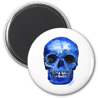 I Got The Blues Fridge Magnet
