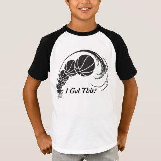 I Got This Basketball | Sports T-Shirt