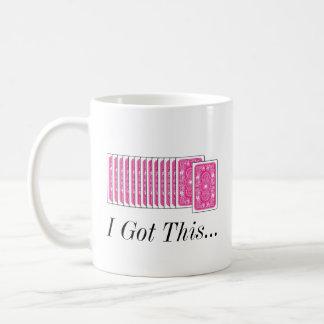 I Got This... Classic White Coffee Mug