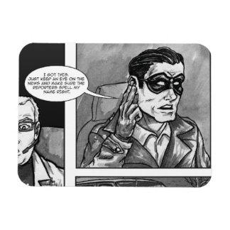 """I Got This"" Comic Panel Magnet"