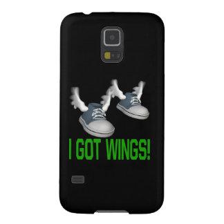 I Got Wings png Galaxy Nexus Cases